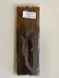 "Egyptian Musk 11"" Incense Sticks, 100/pack"