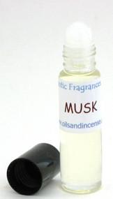 Musk 1/3 oz. roll-on bottle