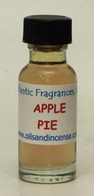 Apple Pie Fragrance Oil, 1/2 oz. size