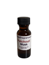 Patchouli Musk Home Fragrance Oil, 1/2 oz. size