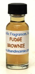 Fudge Brownie Fragrance Oil, 1/2 oz. size