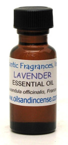 Lavender Essential Oil, 1/2 oz. size