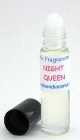 Night Queen 1/3 oz. roll-on bottle