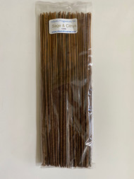 """Sage & Citrus 11"""" Incense Sticks, 100/pack"""
