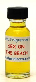Sex on the Beach Fragrance Oil, 1/2 oz. size