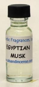 Egyptian Musk Fragrance Oil 1/2 oz. size