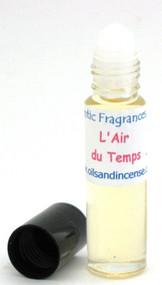 L'Air du Temps type (W) 1/3 oz. roll-on bottle