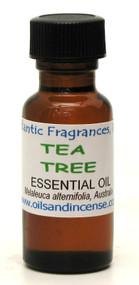 Tea Tree Essential Oil, 1/2 oz. size
