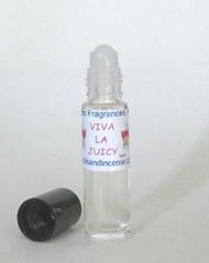 Viva la Juicy type (W) 1/3 oz. roll-on bottle
