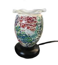 Mosaic Multi Color Oil Burner