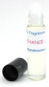 Chance type (W) 1/3 oz. roll-on bottle