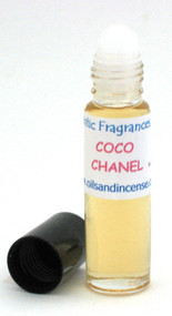 Coco Chanel type (W) 1/3 oz. roll-on bottle