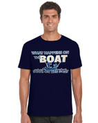 What Happens on the Boat Stays on the Boat