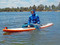 Sun Safe Paddle Boarding