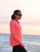 Sun Safe UV protection. Long Sleeve Lightweight