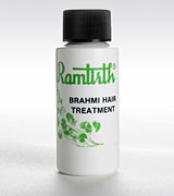 Trial Size Brahmi Hair Oil (1 Oz)