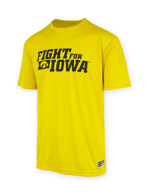 Fight For Iowa Gold