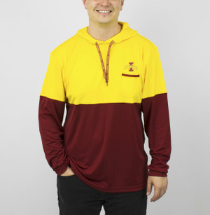 Sprint Hooded Shirt ISU