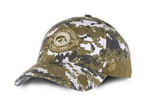 Iowa Hawkeyes  Camo Farm Strong Cap - Chuck