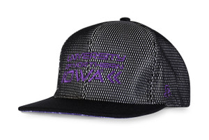 UNI Panthers Purple & Black Hip Hop Hat - Sean