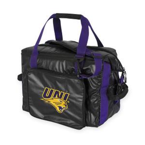 UNI Panthers Black & Purple Expandable Cooler - Oliver