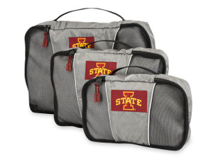 Iowa State Honeycomb and Mesh Travel Cube Set