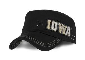Iowa Hawkeyes Youth Military Style Hat - Cheyenne