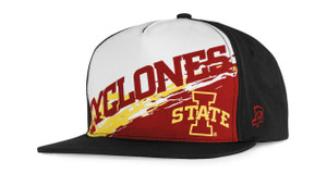 Iowa State Men's Cardinal and Gold Hat - Joel