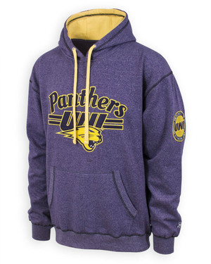 UNI Panthers Men's Purple & Gold Hoodie - Grant
