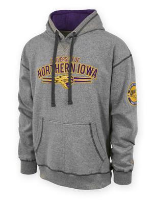 UNI Panthers Purple & Grey Hoodie - Grant