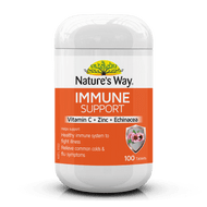 Nature's Way Immune Support 100 Tabs x 3 Pack
