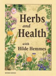 Herbs & Health with Hilde Hemmes Book - Hilde Hemmes Herbals
