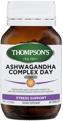 Ashwagandha Complex Day 60 Tablets Thompsons