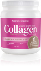 Collagen Premium Peptides 516g Nature's Sunshine