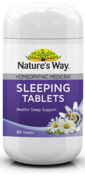 Sleeping Tablets 60 Tabs x 3 Pack Nature's Way
