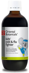 Oriental Botanicals Kids' Cold & Flu Fighter 100ml
