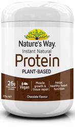 Instant Natural Protein Powder Chocolate 375g x 2 Pack Nature's Way