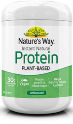Instant Natural Protein Powder Unflavoured 375g x 2 Pack Nature's Way