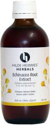 Echinacea Root Herbal Extract 200mL Hilde Hemmes Herbals