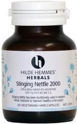 Stinging Nettle 2000mg 60 Capsules Hilde Hemmes Herbals