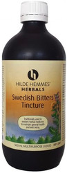 Swedish Bitters Tincture 500mL Hilde Hemmes Herbals