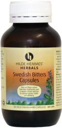 Swedish Bitters 120 Capsules Hilde Hemmes Herbals