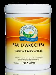 Pau D'arco Tea 200gm Nature's Sunshine
