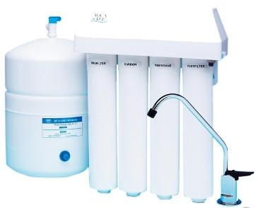 Aqua Safe 4 Stage Underbench System Reverse Osmosis Aqua Safe