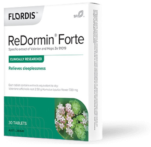 ReDormin Forte 30 Tablets Flordis