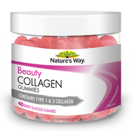 Beauty Collagen 40 Gummies x 3 Pack Nature's Way