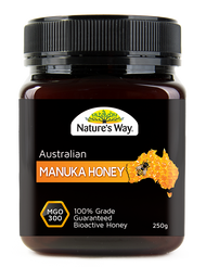Manuka Honey 300MGO 250g x 3 Pack Nature's Way
