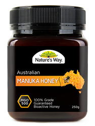 Manuka Honey 500MGO 250g Nature's Way