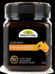 Manuka Honey 500MGO 250g Nature's Way