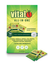 Vital All-In-One Sachets 30 x 10g